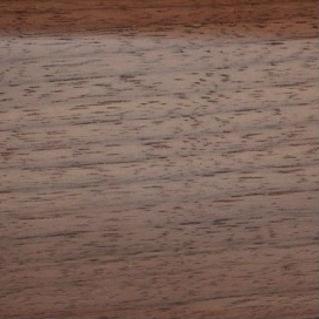Фото - Плинтус DL Profiles 16 х 60 х 2400 мм Орех Светлый 018