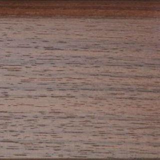 Фото - Плинтус DL Profiles 16 х 60 х 2400 мм Орех Темный С16