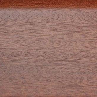 Фото - Плинтус DL Profiles 16 х 75 х 2400 мм Сапели 017