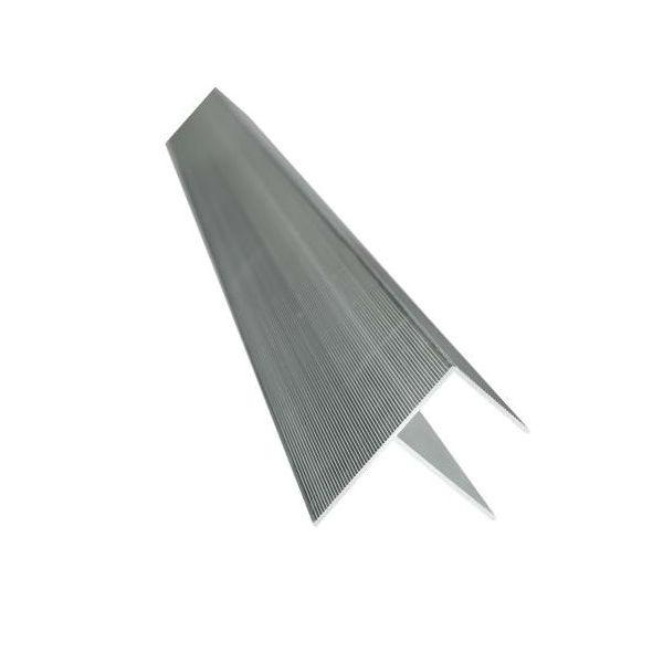 Фото - F-образный профиль Goodeck 30 х 58,5 х 3000 мм для террасной доски