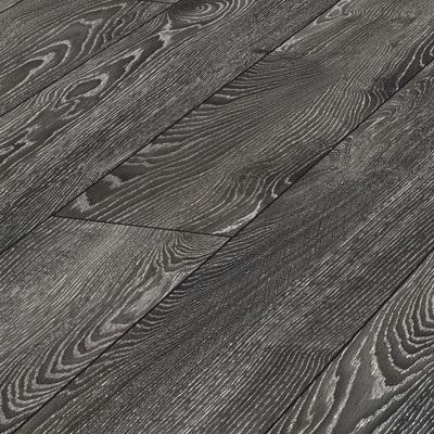 Фото - Ламинат Kronotex Mammut D4798 Дуб горный чёрный