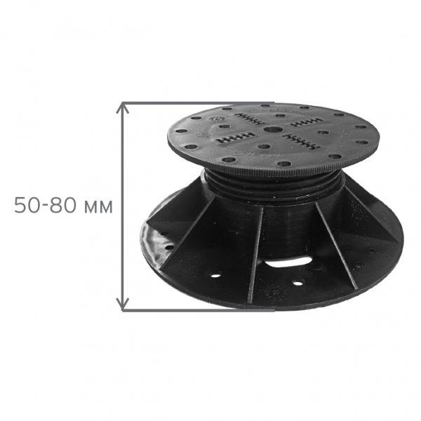 Фото - Комплект регулируемой опоры Level L1 50 - 80 мм