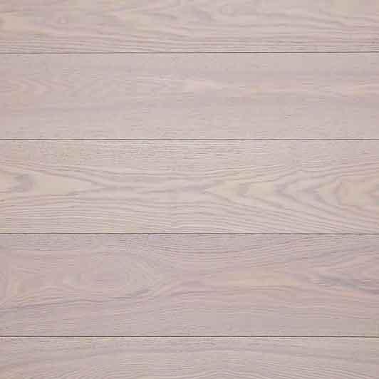 Фото - Паркетная доска Amber Wood Ясень Белый