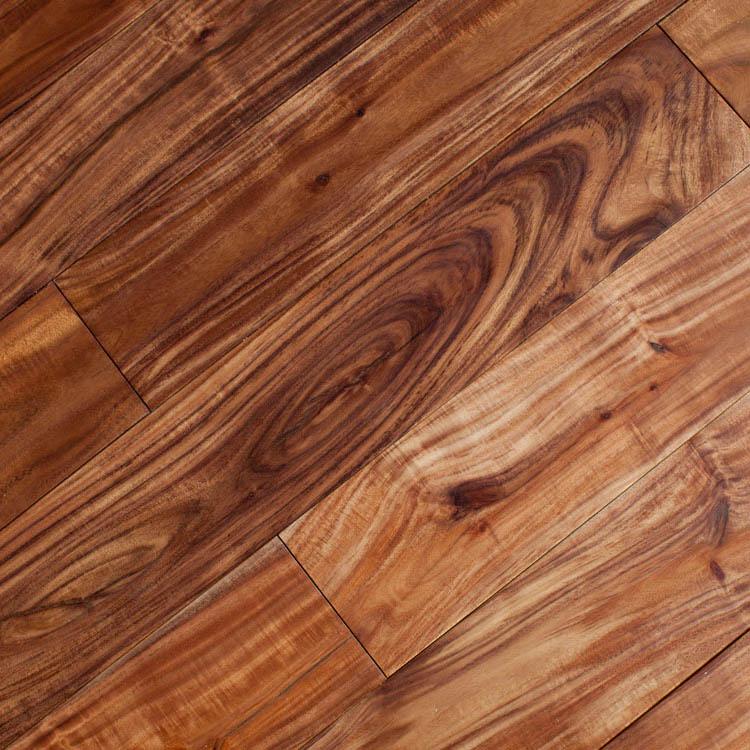 Фото - Массивная доска Magestik Floor Экзотика Акация Состаренная (Тик)