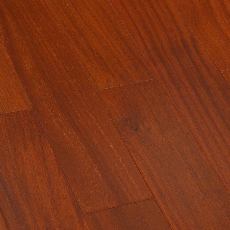 Фото - Массивная доска Magestik Floor Экзотика Кумару Красный