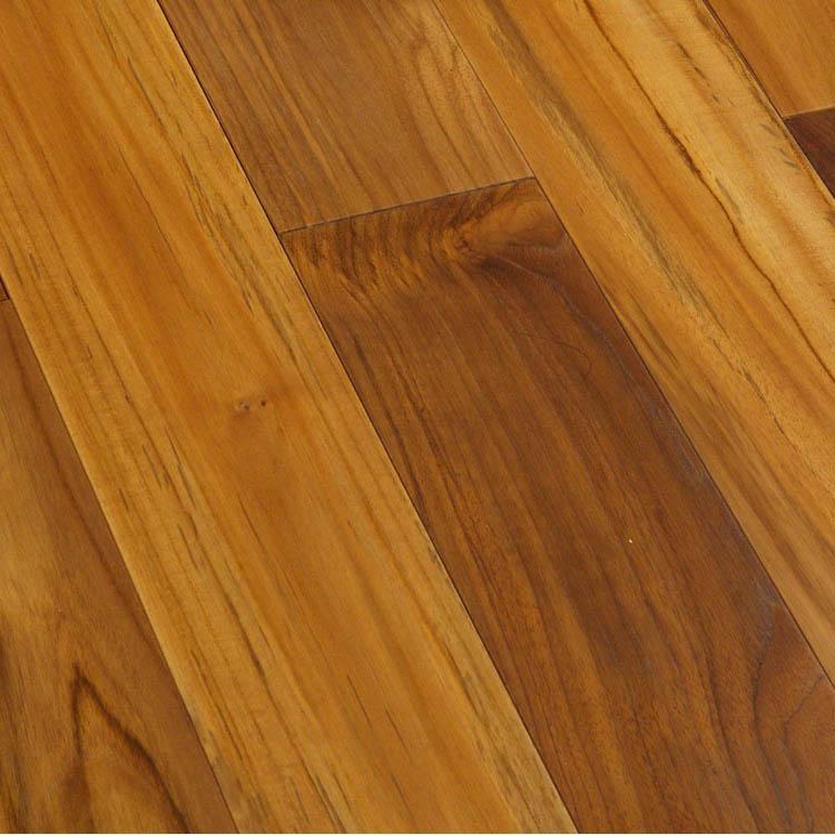 Фото - Массивная доска Magestik Floor Экзотика Тик (400-1500)х120х18 мм