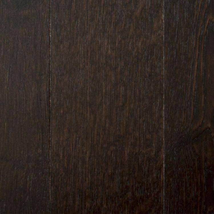 Фото - Массивная доска Magestik Floor Дуб Кофе (браш) (300-1800)х125х18 мм