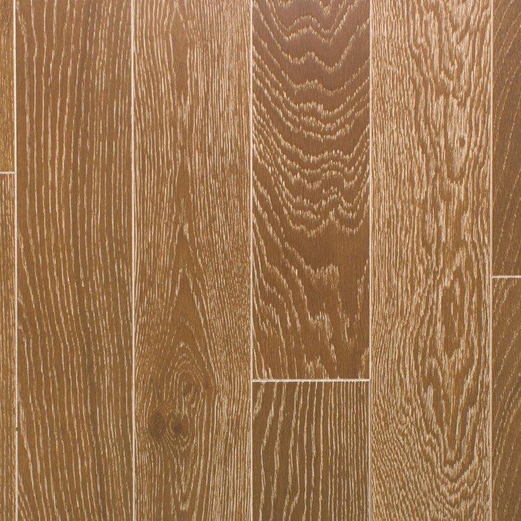 Фото - Массивная доска Magestik Floor Дуб Сэнд (браш) (400-1500)х127х18 мм