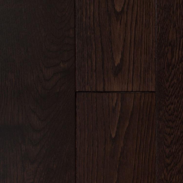 Фото - Массивная доска Magestik Floor Дуб Шоколад (300-1800)х120х18 мм