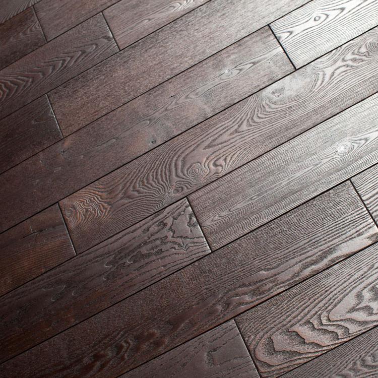 Фото - Массивная доска Magestik Floor Ясень Термо