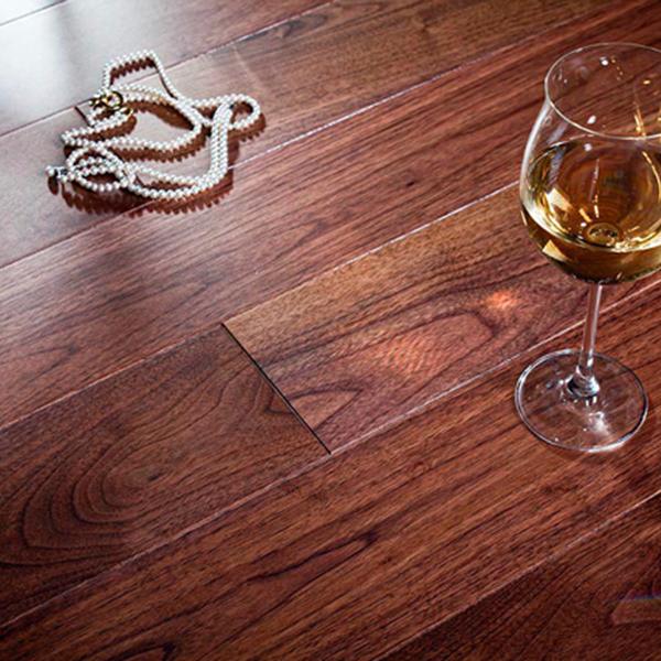Фото - Массивная доска Parketoff Африканская Саванна Орех американский