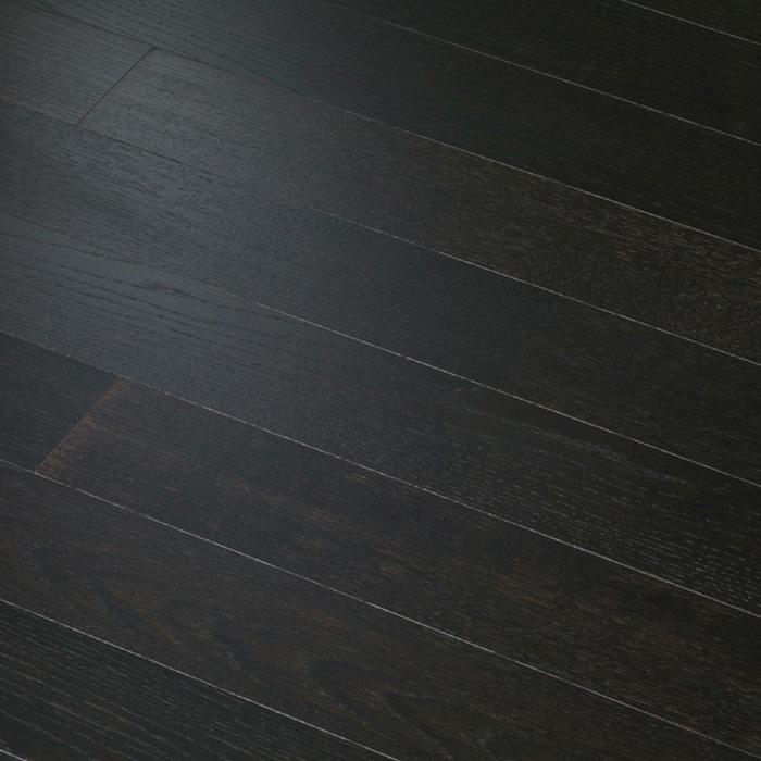 Фото - Паркетная доска Par-ky Delux (matt глянец 10) Дуб Chocolate brushed