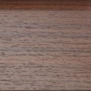 Плинтус DL Profiles 16 х 60 х 2400 мм Орех Темный С16