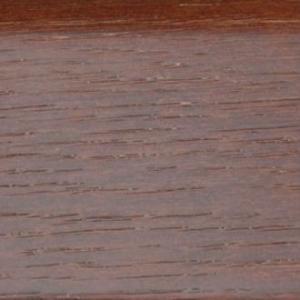 Плинтус DL Profiles 16 х 75 х 2400 мм Ясень Термо 030