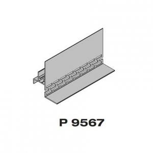 Стартовый профиль-решетка Twinson 3000 мм