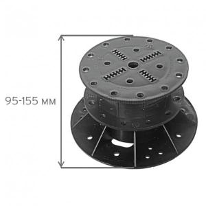 Комплект регулируемой опоры Level L2 95 - 155 мм
