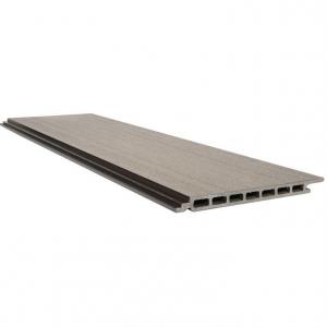 Фасадная панель Twinson 175,5 х 13,5 х 6000 мм Торфяно-коричневый