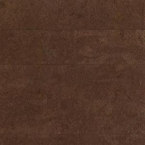 Напольная пробка Wicanders Cork Plank Loc WRT Flock Chocolate