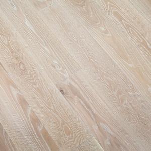 Массивная доска Magestik Floor Дуб Бавария (браш) (300-1800)х127х18 мм