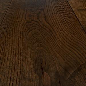 Массивная доска Magestik Floor Дуб Бренди (браш) (300-1800)х150х18 мм