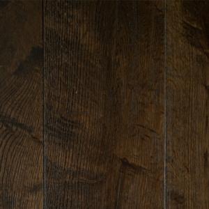 Массивная доска Magestik Floor Дуб Бренди (браш) (300-1800)х125х18 мм