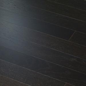 Паркетная доска Par-ky Sound (matt глянец 10) Дуб Chocolate brushed