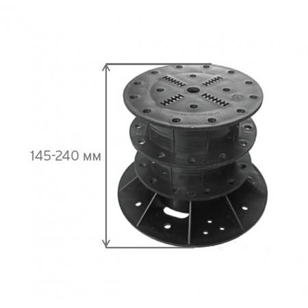 Комплект регулируемой опоры Level L3 145 - 240 мм
