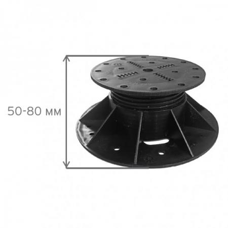 Комплект регулируемой опоры Level L1 50 - 80 мм